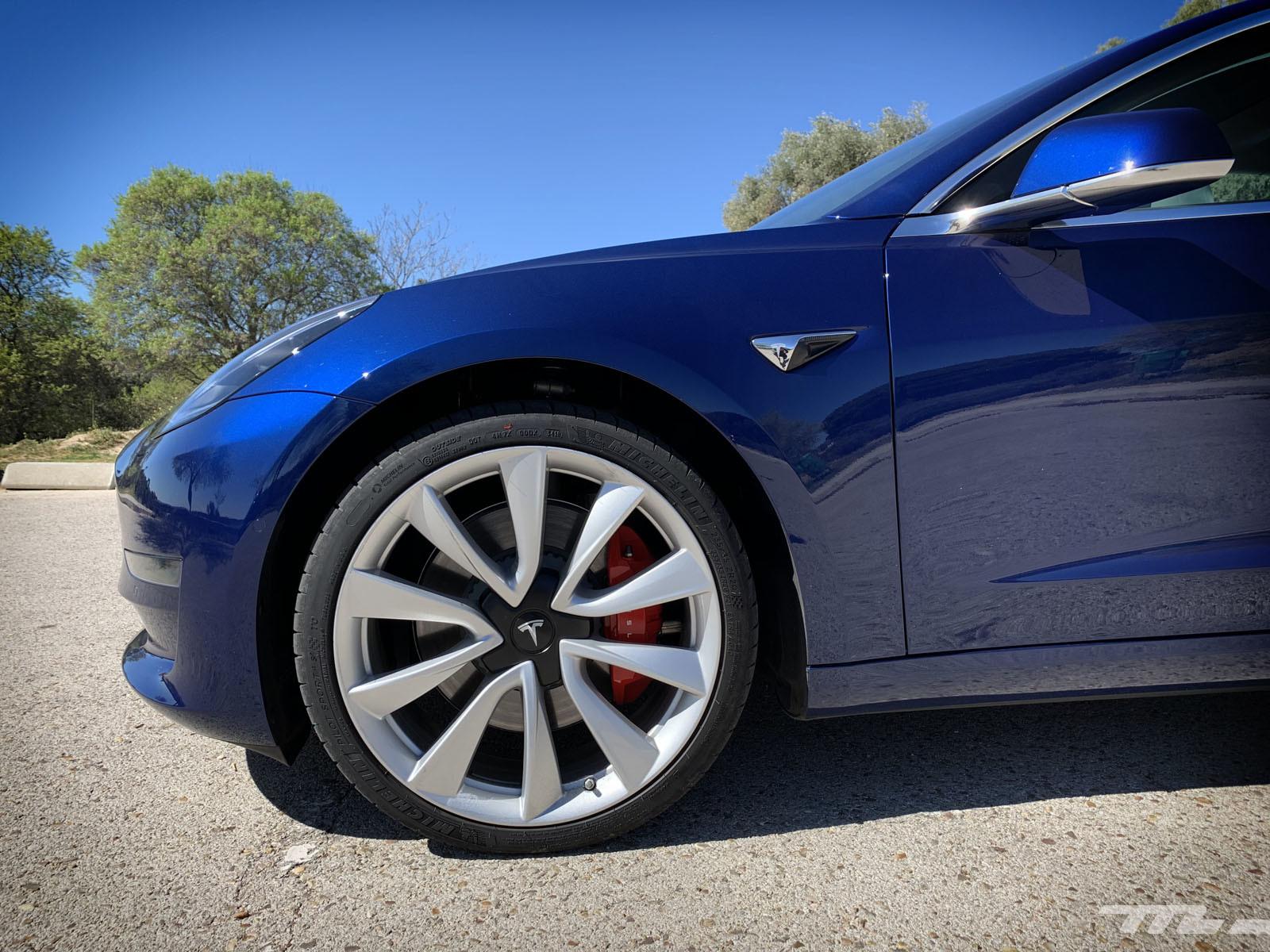 Foto de Tesla Model 3 Performance (prueba) (8/54)