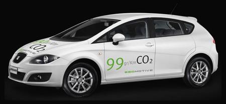 SEAT León Ecomotive Concept, anticipo del León más austero