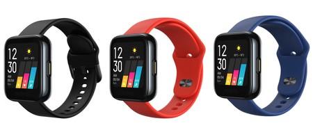 El reloj Realme Watch llega a España a un precio económico y con disponibilidad en junio