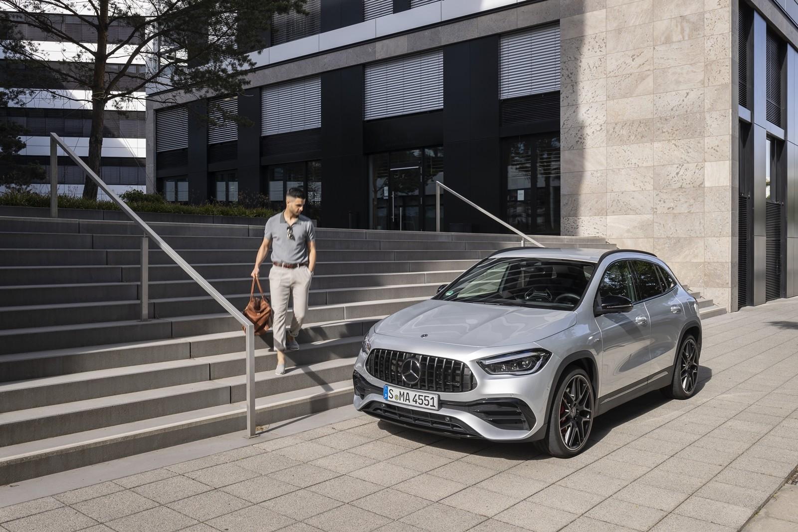 Foto de Mercedes-AMG GLA 45 S 2020 (6/28)