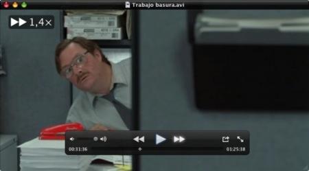 Controla con más precisión los vídeos en QuickTime X