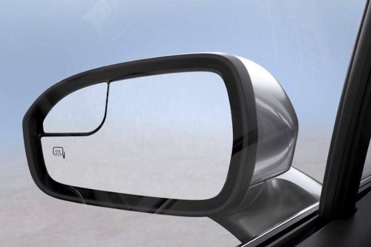 Derecha del pasajero cristal espejo exterior para seat ibiza 2002-2009