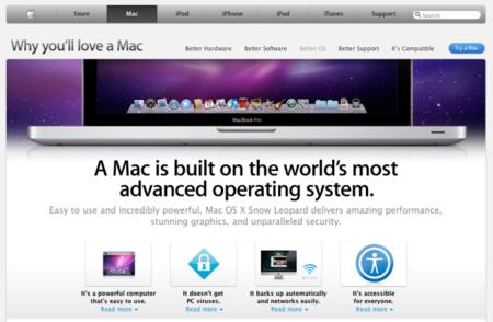 "Finaliza la campaña ""Get a Mac"""
