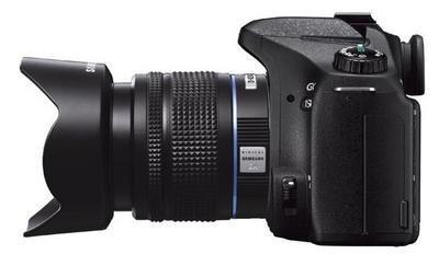 GX-1L y GX-1S, las  réflex digitales de Samsung