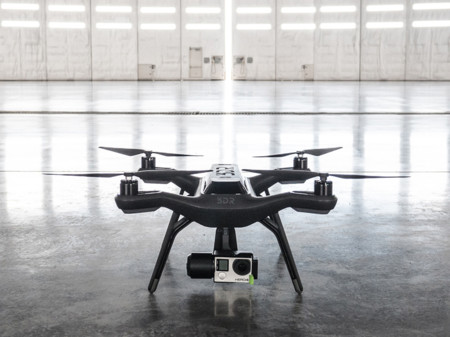 Sony y 3D Robotics, la alianza que ofrecerá drones capaces de crear mapas 3D en tiempo real