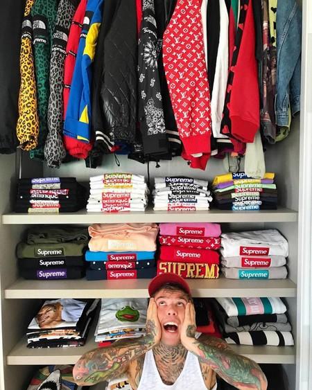 fedez supreme collection