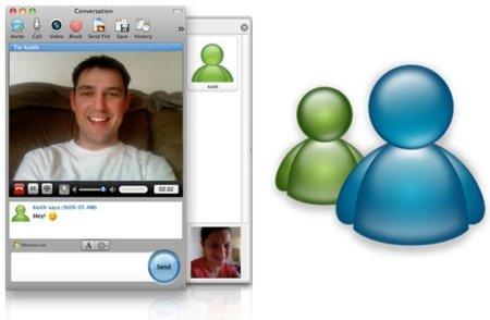 Ya se puede descargar la versión final de Messenger 8 para Mac, con videochat
