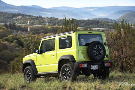 Suzuki Jimny 2022 Mexico Opiniones Prueba Video 1