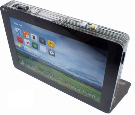 Oracle muestra el DukePad, un tablet basado en la Raspberry Pi