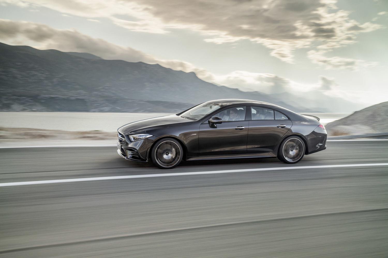 Foto de Mercedes-AMG CLS 53 4Matic+ (7/20)