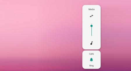 En Android P los botones de volumen controlan el volumen multimedia en lugar del tono de llamada