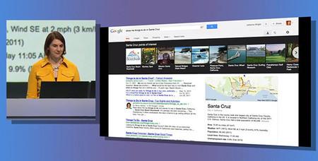 Google mejora sus búsquedas en la web, incorporando Google Now