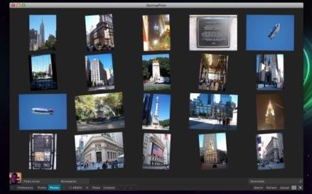 DestroyFlickr: Otra forma de navegar por las fotos de Flickr desde el escritorio