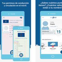 La app 'mi DGT' ya permite llevar el carné de conducir en el móvil, y también se podrán pagar multas