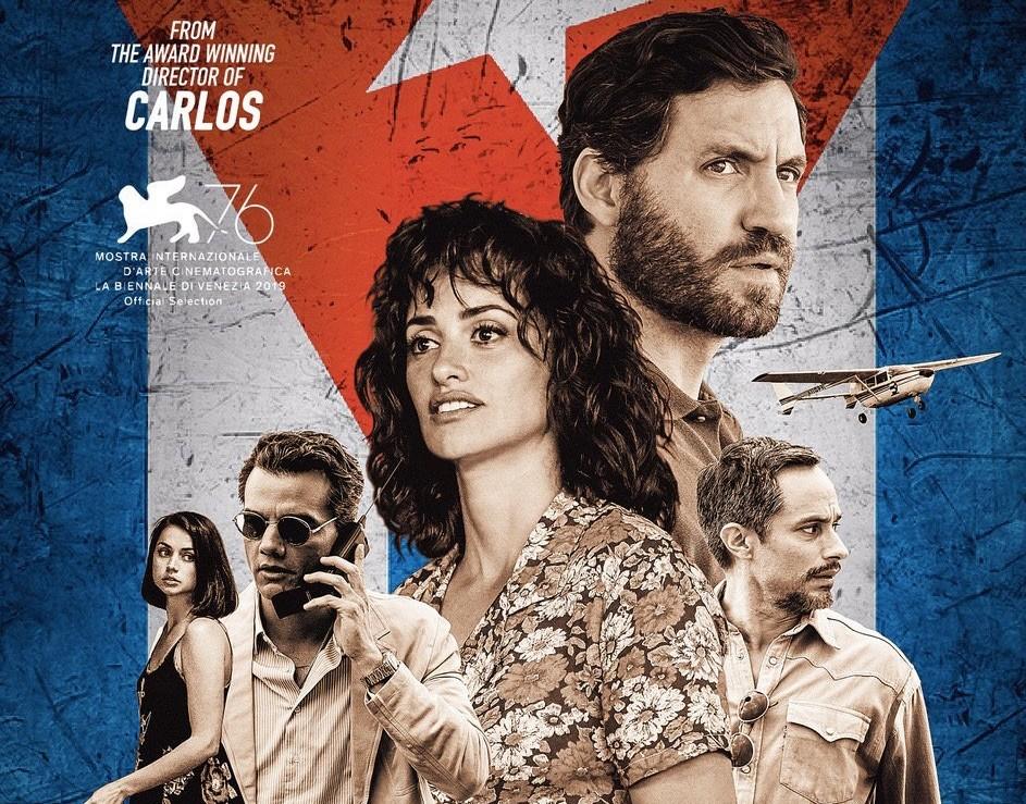 'La red avispa': Netflix lanza el tráiler de la película de Olivier Assayas, con un estelar reparto liderado por Penélope Cruz