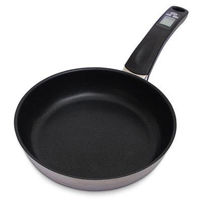 Thermo Pan, una sartén con termómetro incluido