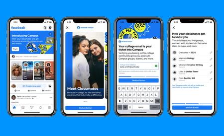 Facebook regresa a sus orígenes lanzando una red social sólo para universitarios
