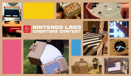 Estos son los 9 proyectos ganadores del Nintendo Labo Creators Contest