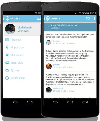GPMESS, notificaciones de sitios de interés que harán más interesantes tus viajes