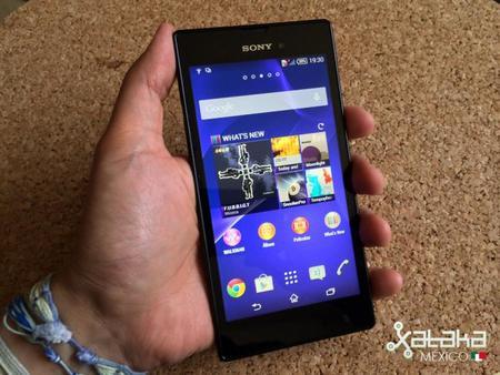 Sony Xperia T3, primeras impresiones