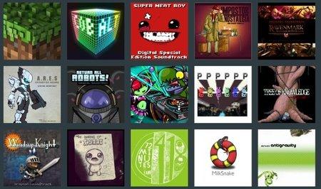 Indie Music Bundle. Música de la buena desde un dólar