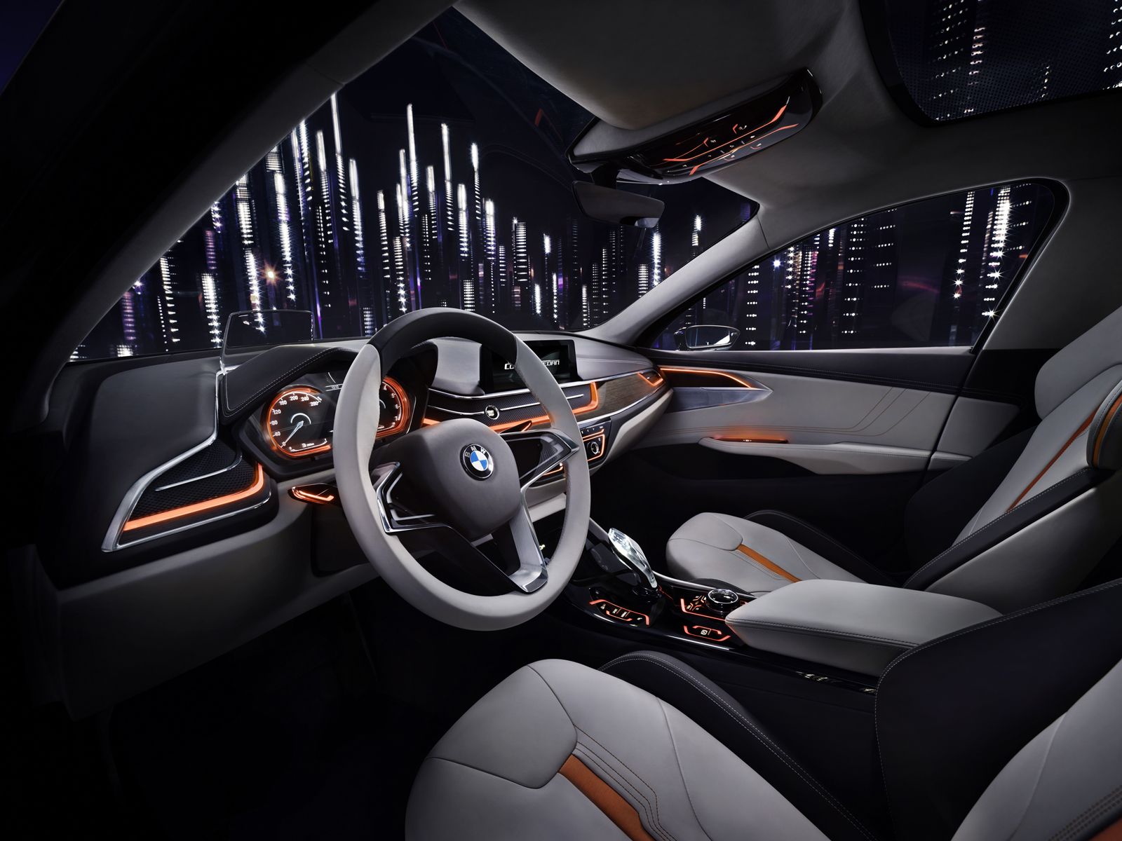 Foto de BMW Concept Compact Sedan (14/26)