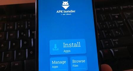 Nuevo instalador de APKs de UpToDown: perfecto para instalar aplicaciones y hacer copias de seguridad