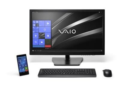 Vaio Phone Biz Silver Continuum Win 0