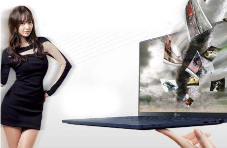 LG X-Note P330