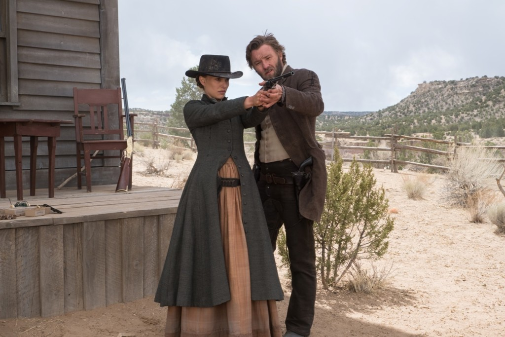 Natalie Portman Joel Edgerton La Venganza De Jane