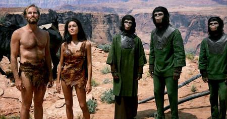 El planeta de los simios 4