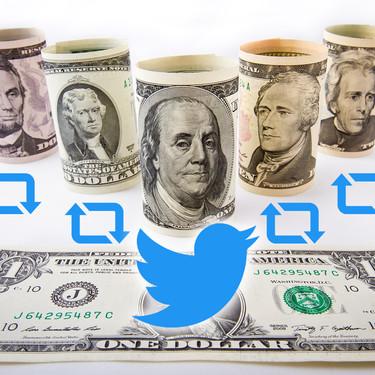 """""""Pagué 300 $ por entrar, he ganado tres veces más"""": así son los grupos de retuiteo en los que adolescentes ganan miles de dólares"""