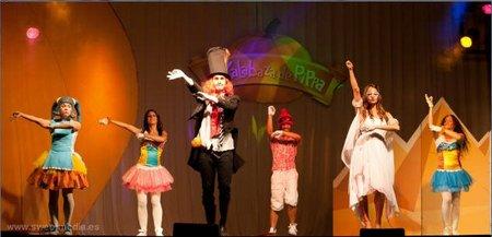 La Kalabaza de Pippa es un espectáculo musical infantil que transmite valores y hábitos saludables