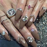 Las uñas de Vanessa Hudgens
