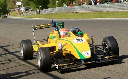 Felipe Nasr disputará la GP2 con Dams