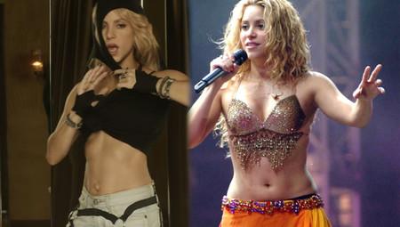 Shakira-ombligo