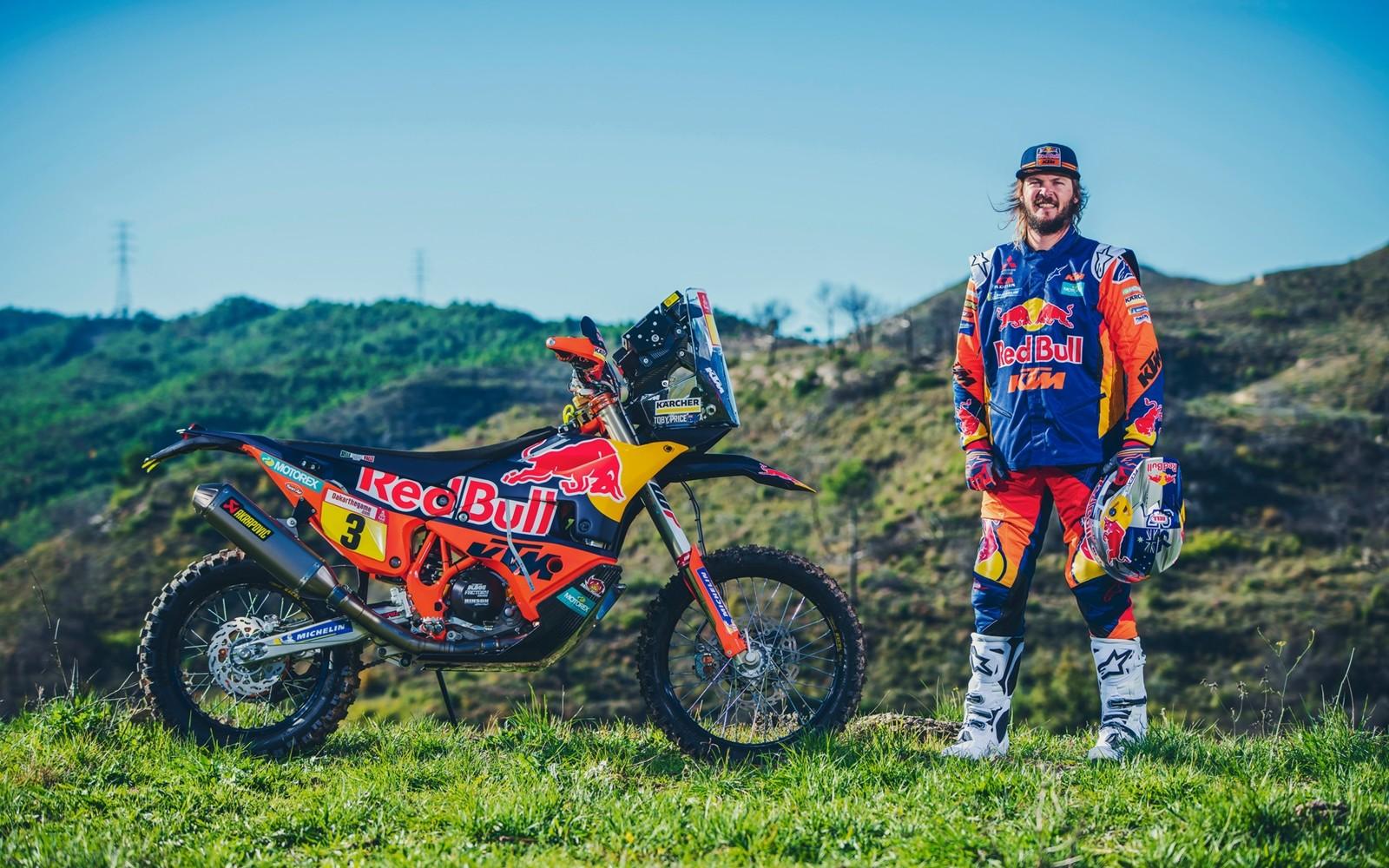 Foto de KTM 450 Rally Dakar 2019 (32/116)