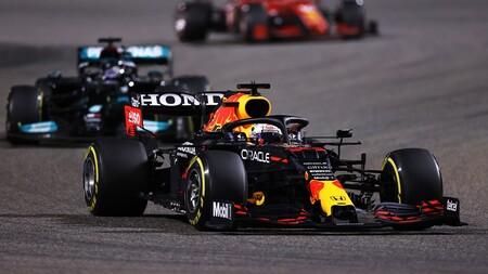 Verstappen Barein F1 2021