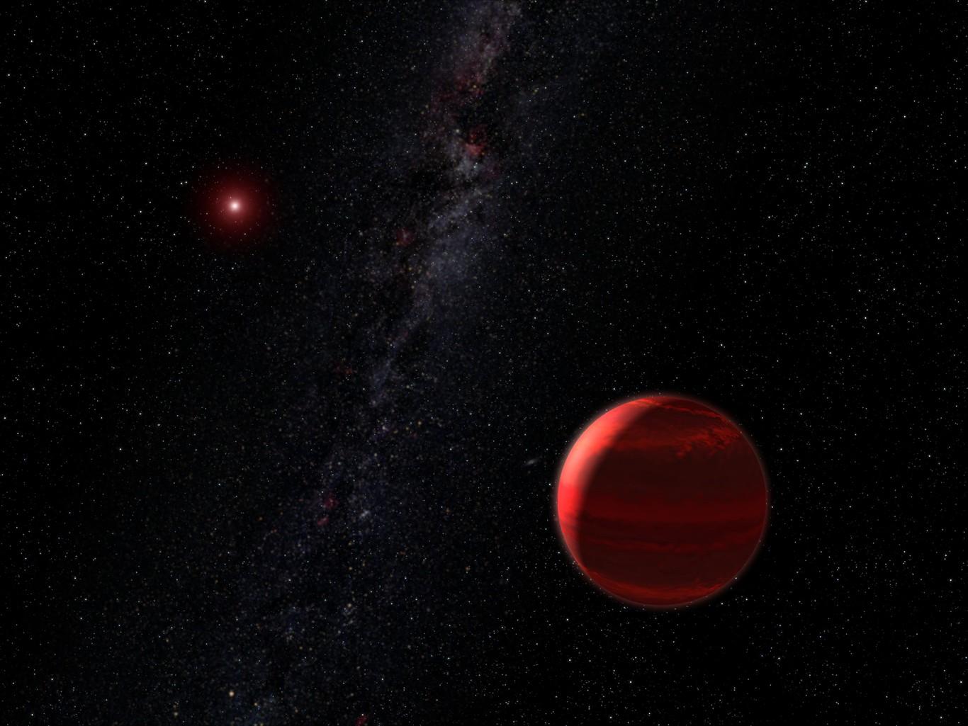 La sonrisa de van Kamp: Científicos españoles descubren una supertierra en la segunda estrella más cercana a la tierra