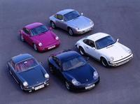 50 años de Porsche 911: el patito feo se llamó 996