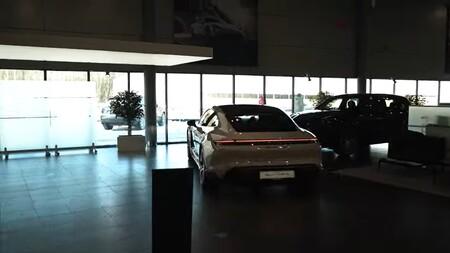 Porsche Taycan Starry 1