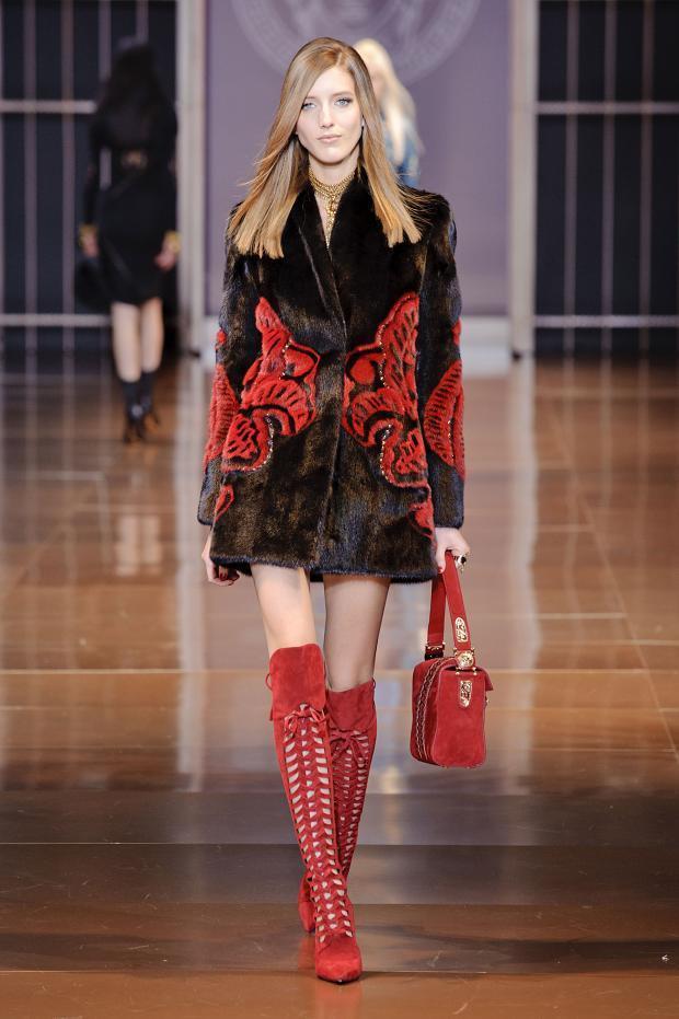 Foto de Versace colección Otoño-Invierno 2014/2015 (34/50)