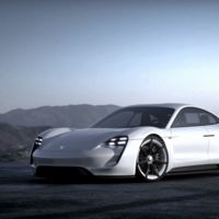 El diseño del Porsche Mission E, cinco minutos que nos acercan al futuro de Porsche