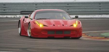 Ferrari tiene lista la evolución de su 458 GTE. ¡Temblad insensatos!