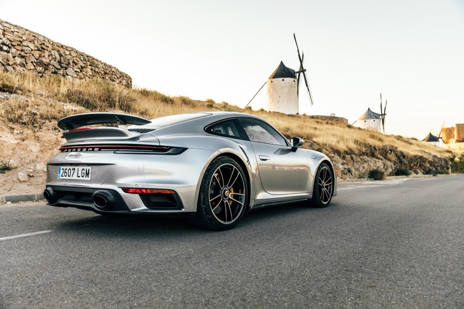 Foto de Porsche 911 Turbo S (Prueba) (41/45)