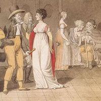 Aquella vez en la que en Francia se puso de moda llevar el peinado de los guillotinados