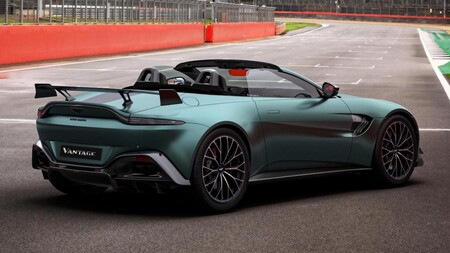 Aston Martin Vantage F1 Edition 4