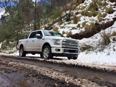 Ford Lobo 2015, prueba (parte 2)