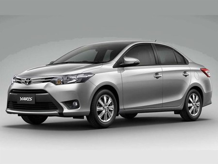Aa Toyota Yaris Sedan 2016