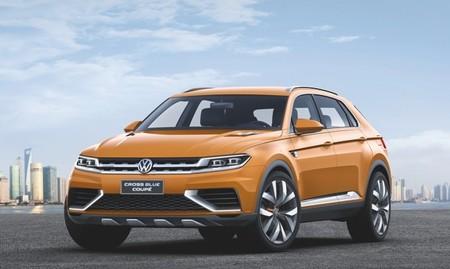 Volkswagen CrossBlue Coupé Concept 02